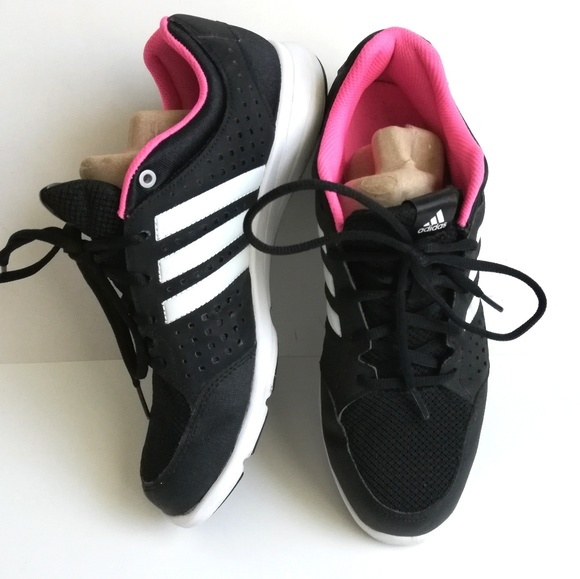 Hot Pink Indoor Court Shoes